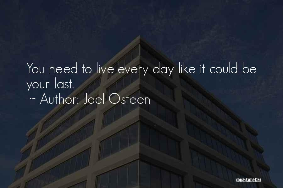 Could It Be Quotes By Joel Osteen