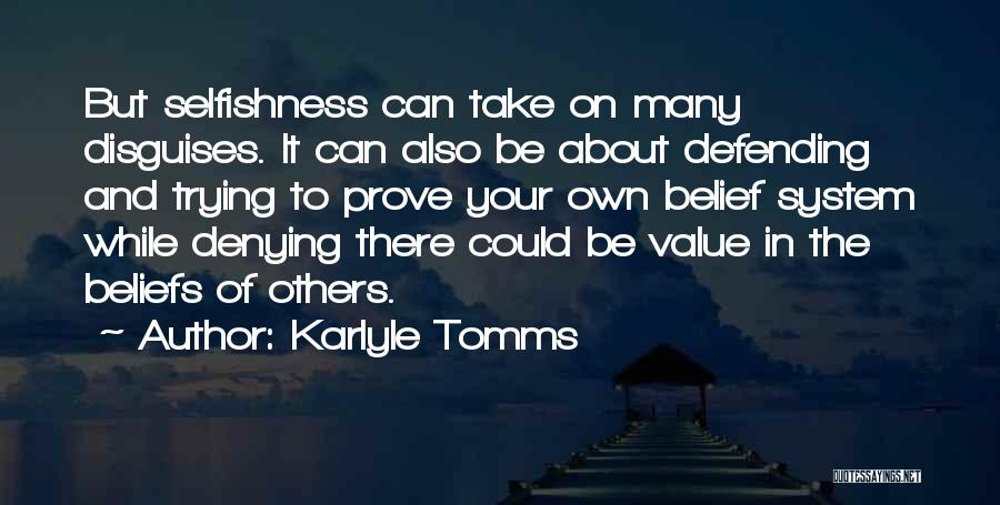 Could It Be Quotes By Karlyle Tomms