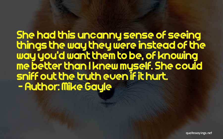 Could It Be Quotes By Mike Gayle