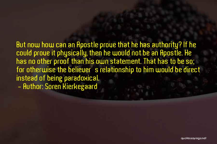 Could It Be Quotes By Soren Kierkegaard