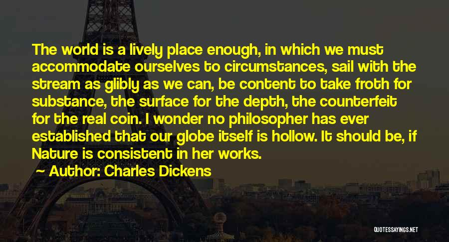 Counterfeit Quotes By Charles Dickens