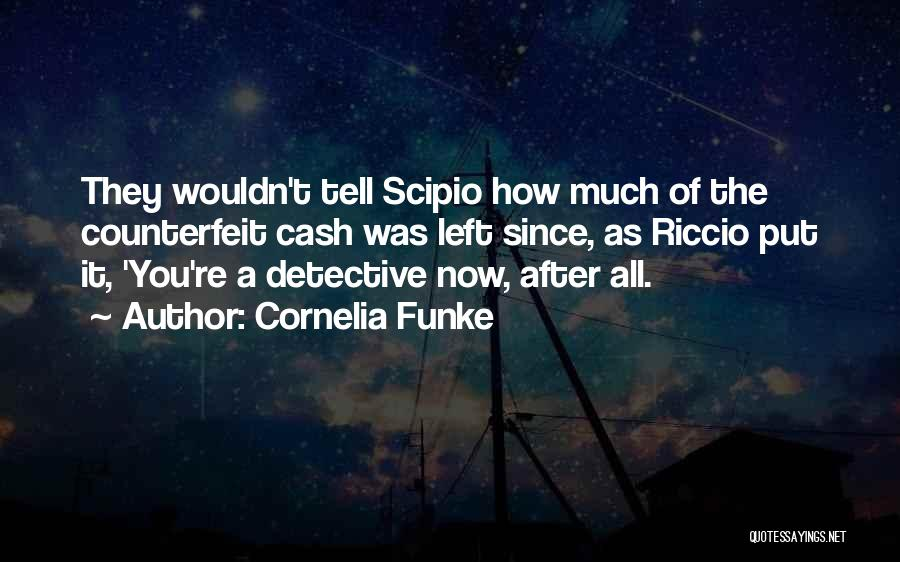 Counterfeit Quotes By Cornelia Funke