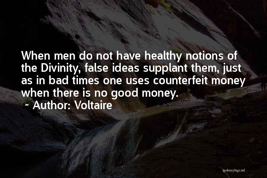 Counterfeit Quotes By Voltaire