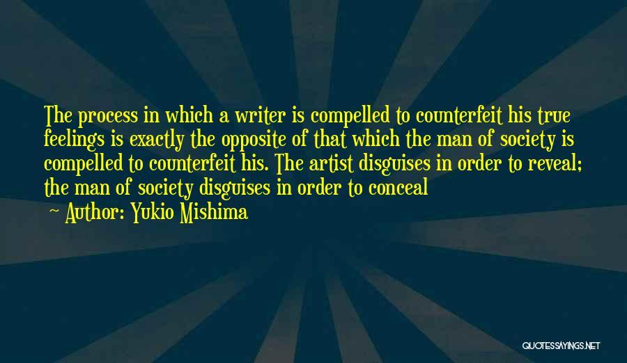 Counterfeit Quotes By Yukio Mishima