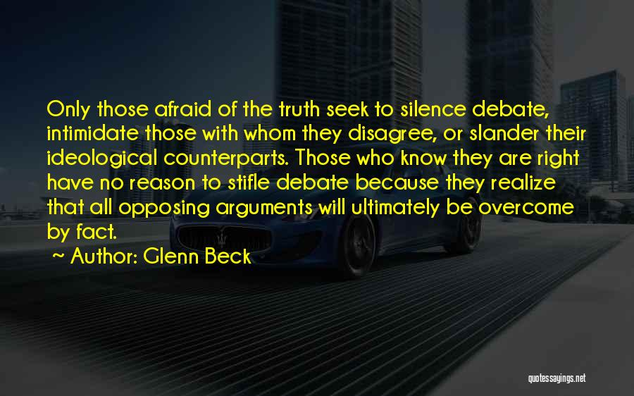 Counterparts Quotes By Glenn Beck