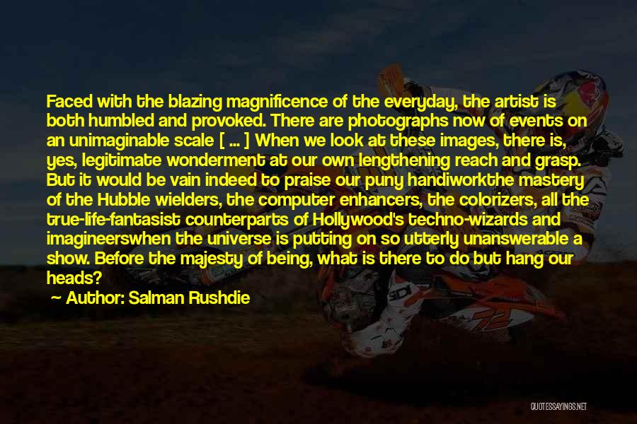 Counterparts Quotes By Salman Rushdie