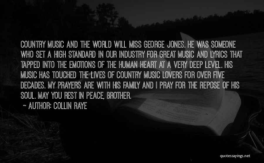 Country Lyrics And Quotes By Collin Raye