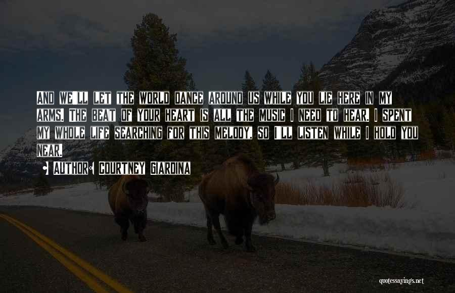 Country Lyrics And Quotes By Courtney Giardina