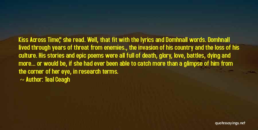 Country Lyrics And Quotes By Teal Ceagh