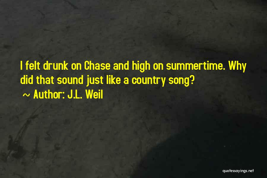 Top 1 Country Song Summer Quotes & Sayings