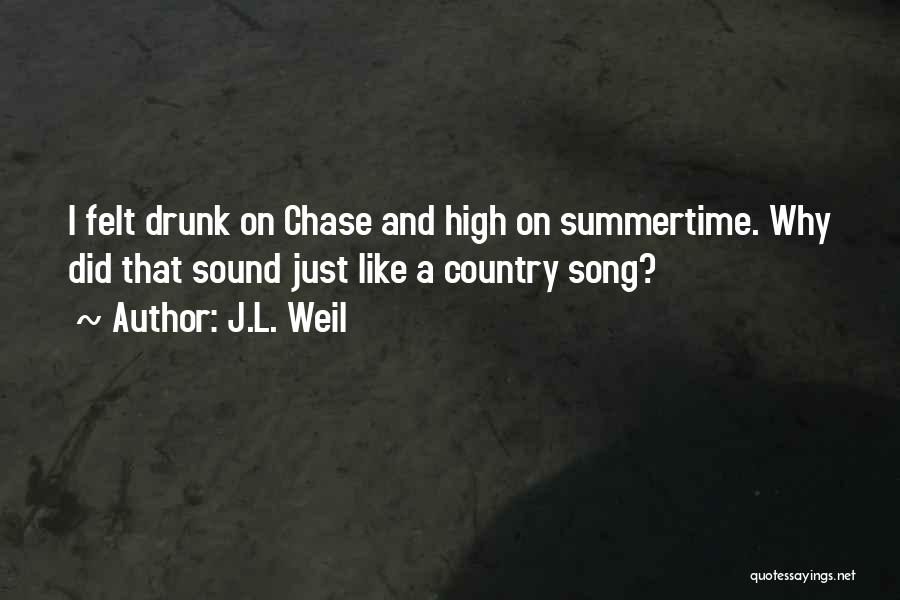 Top 1 Country Summer Song Quotes & Sayings