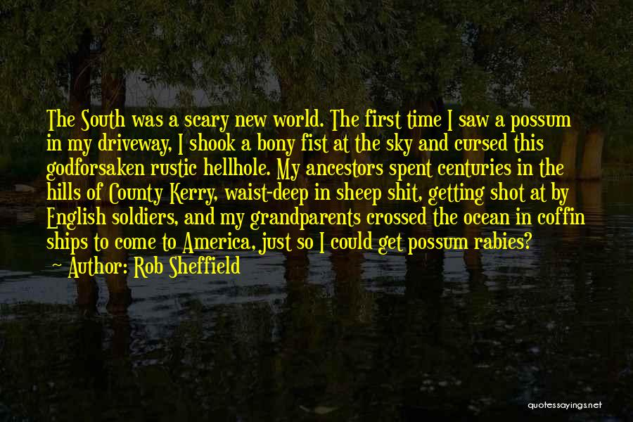 County Kerry Quotes By Rob Sheffield