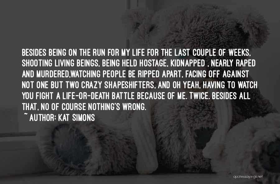 Couple Shooting Quotes By Kat Simons