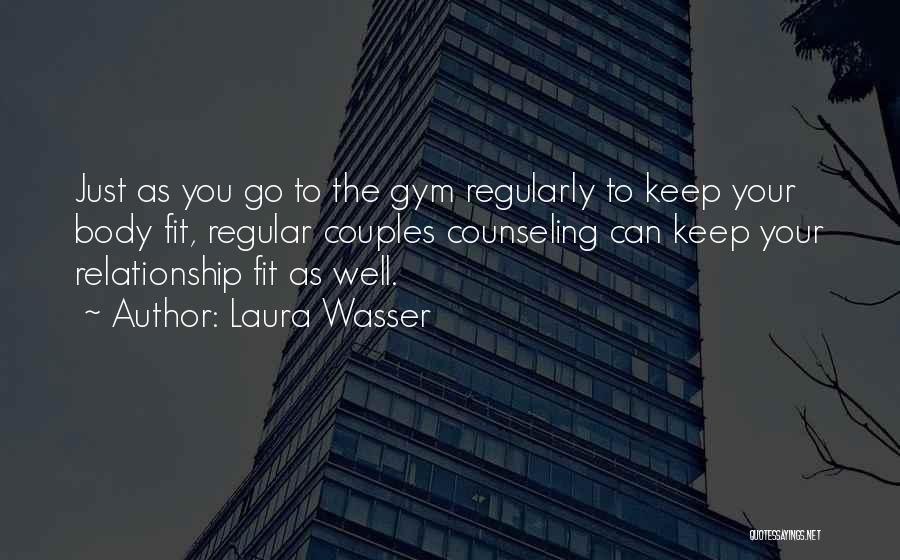 Couples Counseling Quotes By Laura Wasser