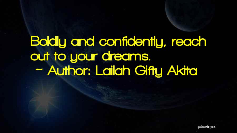 Courage Faith And Hope Quotes By Lailah Gifty Akita