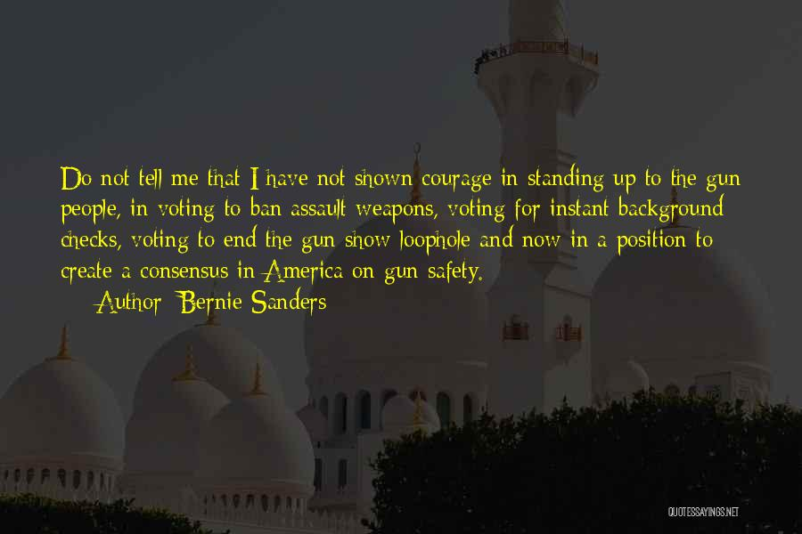 Courage To Create Quotes By Bernie Sanders