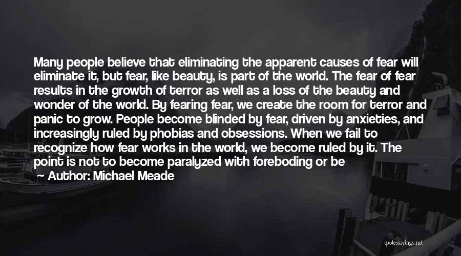 Courage To Create Quotes By Michael Meade