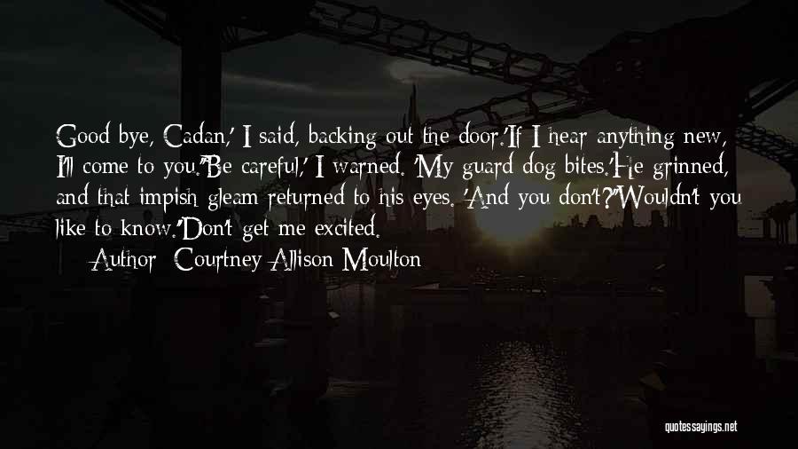 Courtney Allison Moulton Quotes 1412353