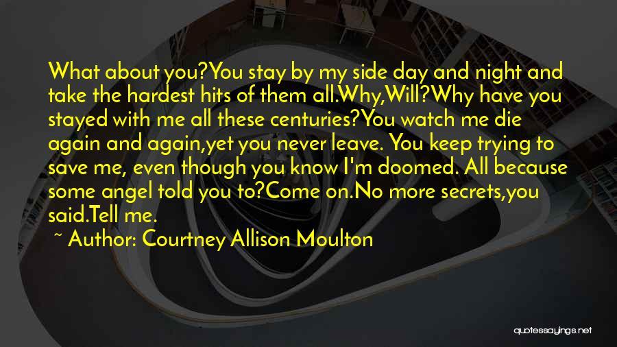 Courtney Allison Moulton Quotes 84836