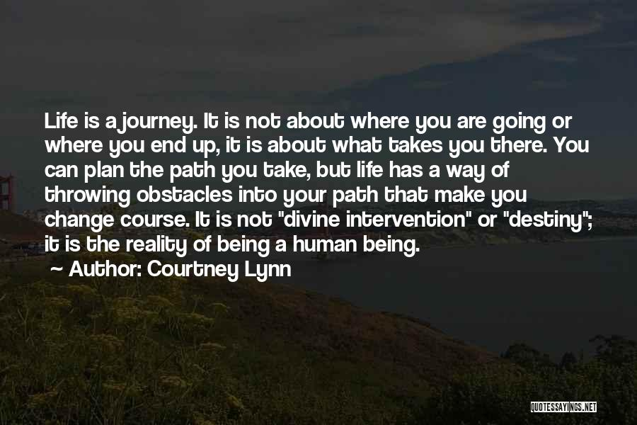 Courtney Lynn Quotes 1815416