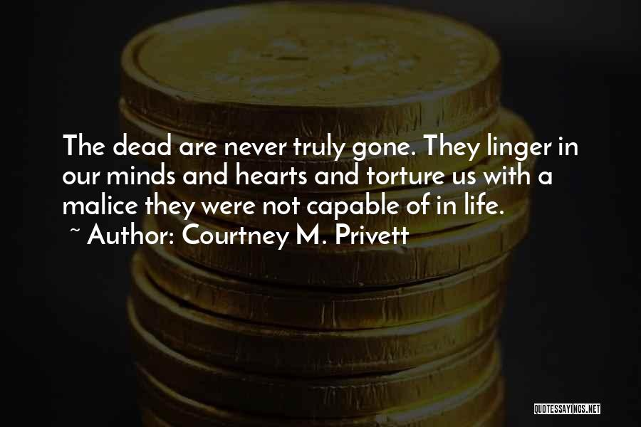Courtney M. Privett Quotes 1135929