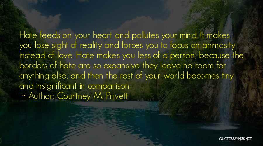 Courtney M. Privett Quotes 762922