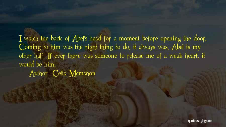 Cousin Quotes By Celia Mcmahon