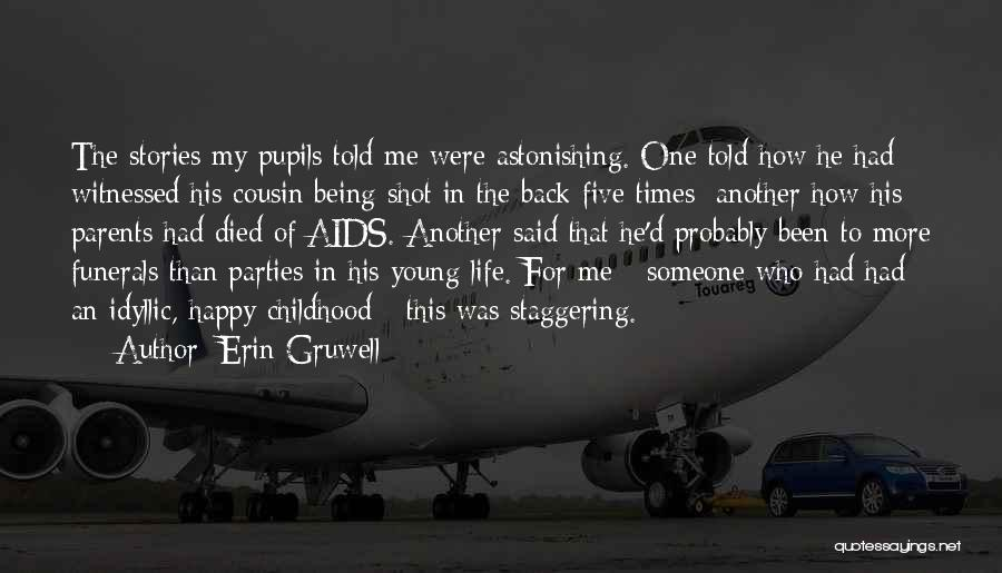 Cousin Quotes By Erin Gruwell