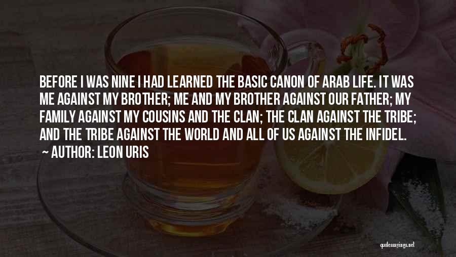 Cousin Quotes By Leon Uris