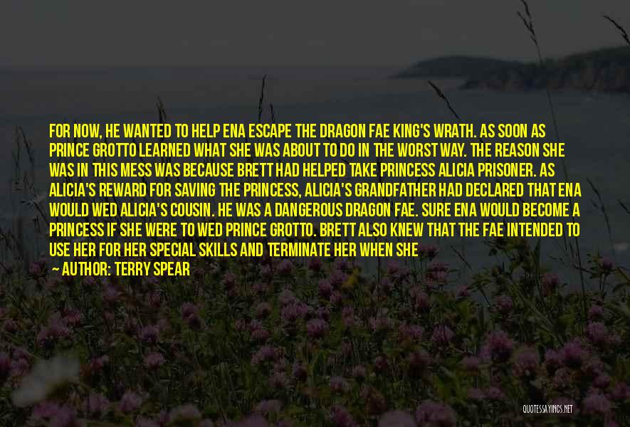 Cousin Quotes By Terry Spear