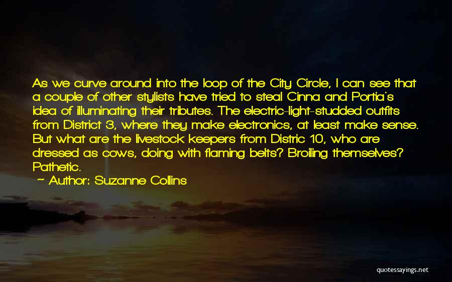 Cows Quotes By Suzanne Collins