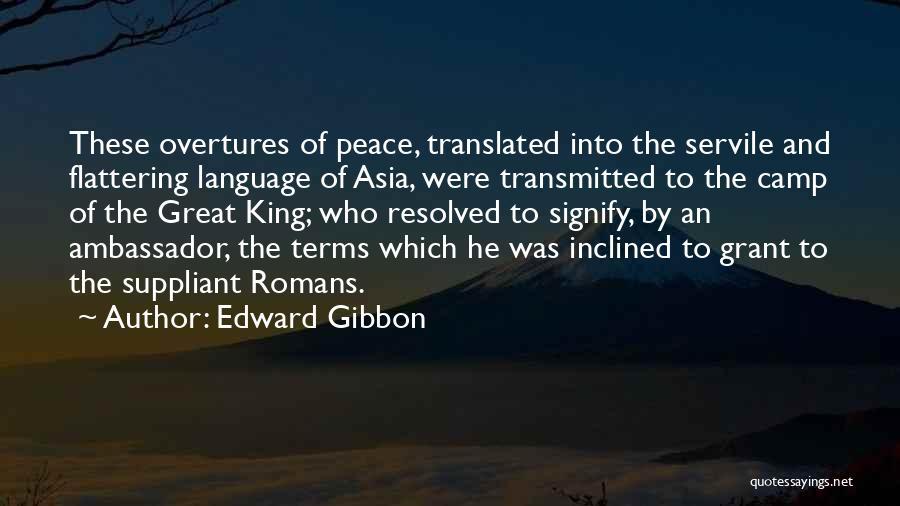 Craftsmanship Quotes By Edward Gibbon