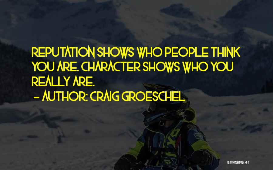 Craig Groeschel Quotes 1423808
