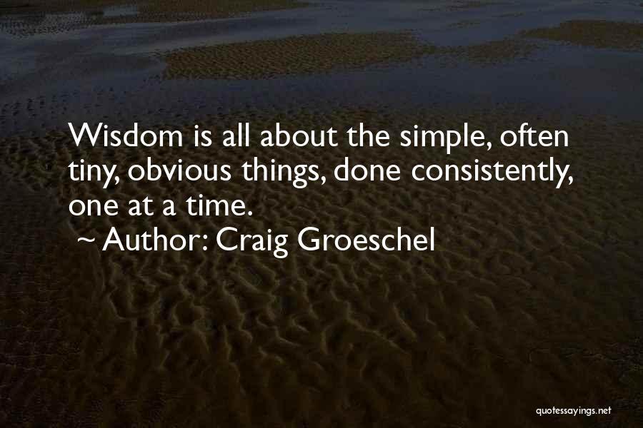 Craig Groeschel Quotes 542013