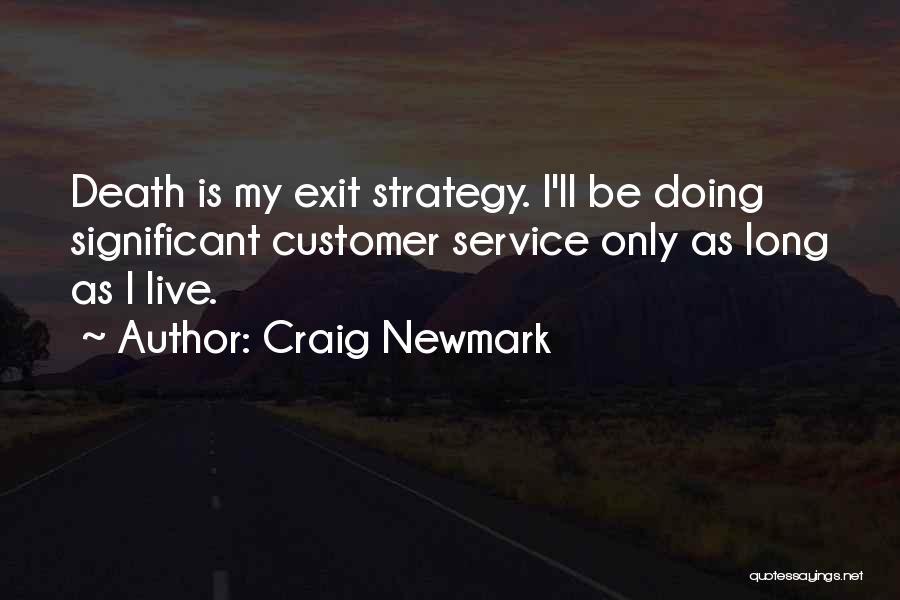 Craig Newmark Quotes 1114810