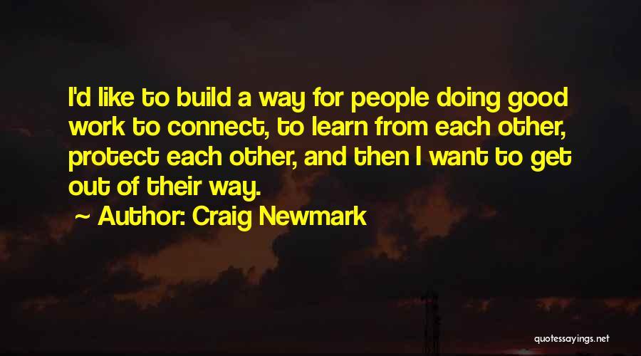 Craig Newmark Quotes 1368723