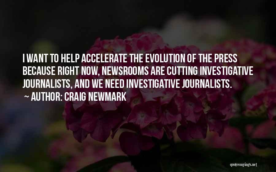 Craig Newmark Quotes 1385952