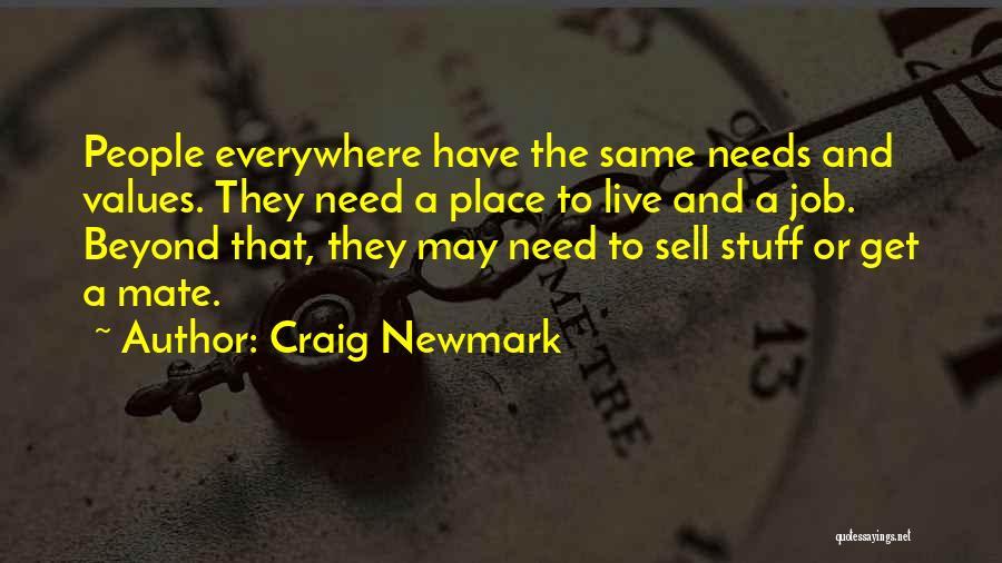 Craig Newmark Quotes 1747899