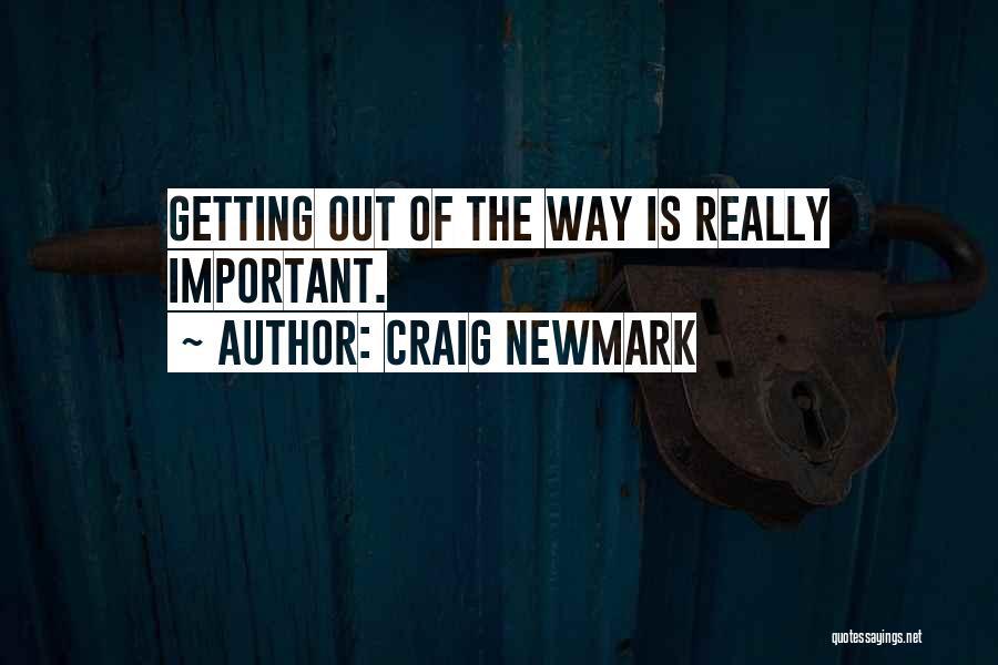 Craig Newmark Quotes 1805918