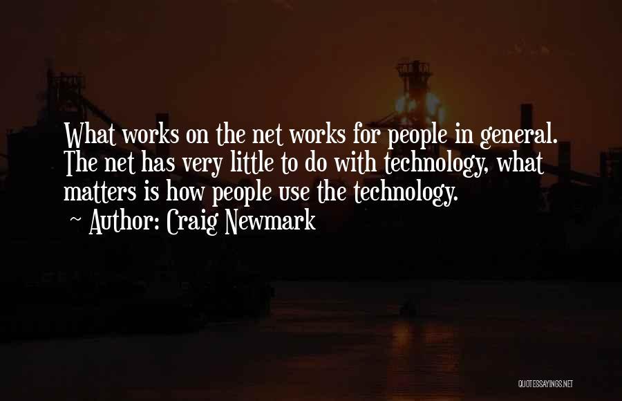 Craig Newmark Quotes 246882
