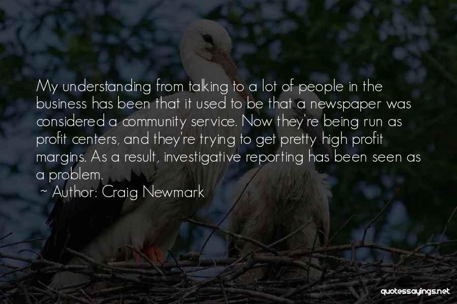 Craig Newmark Quotes 383758