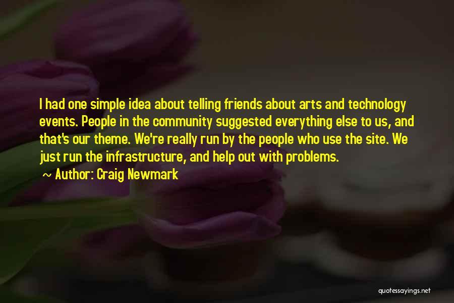 Craig Newmark Quotes 661159