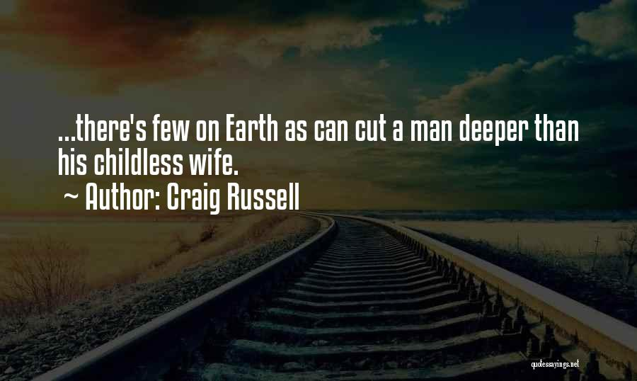 Craig Russell Quotes 882669