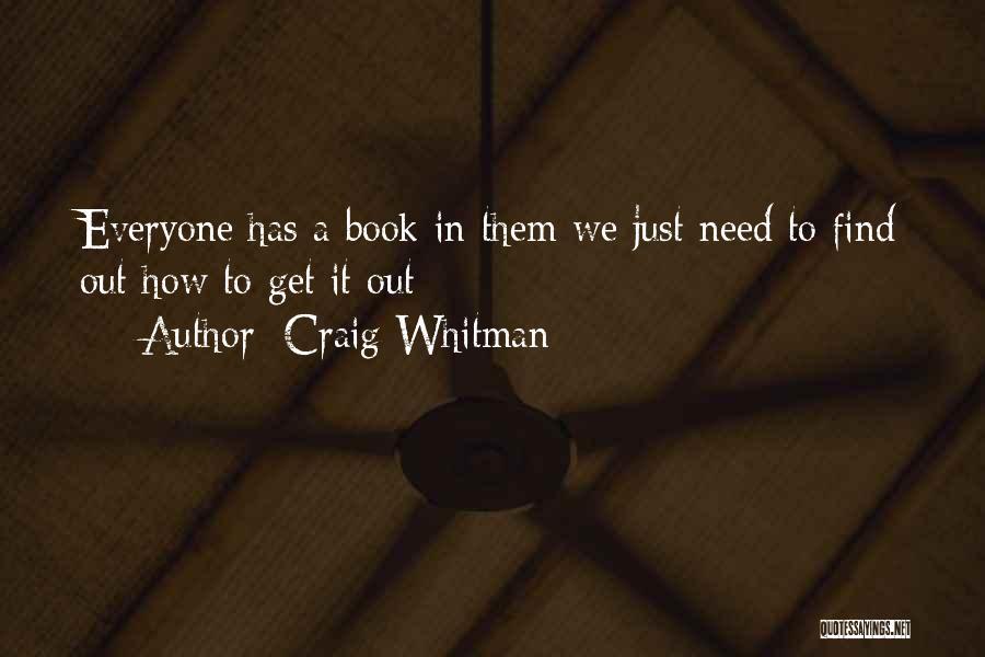 Craig Whitman Quotes 171119