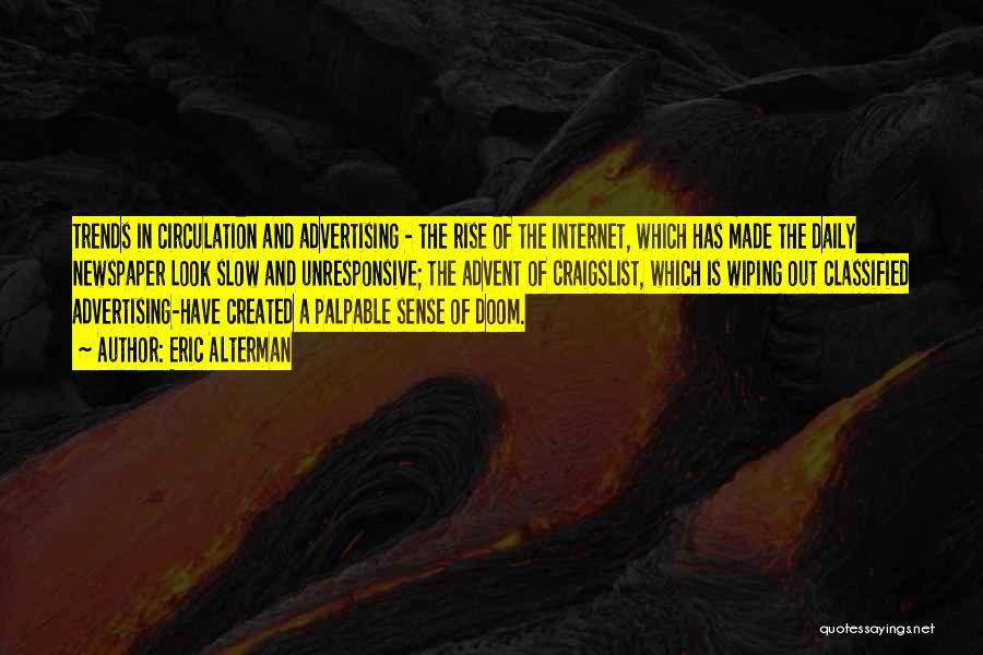 Craigslist Quotes By Eric Alterman
