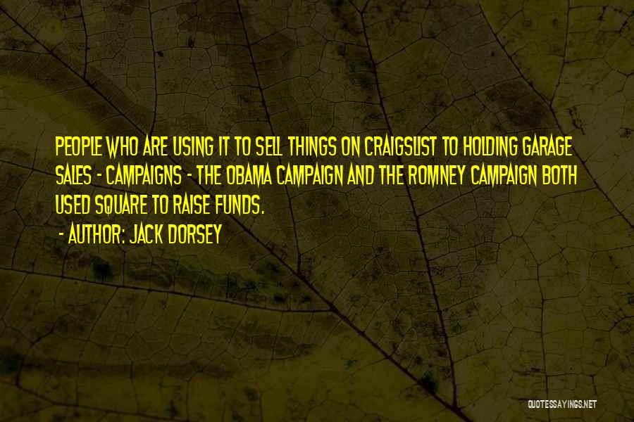Craigslist Quotes By Jack Dorsey