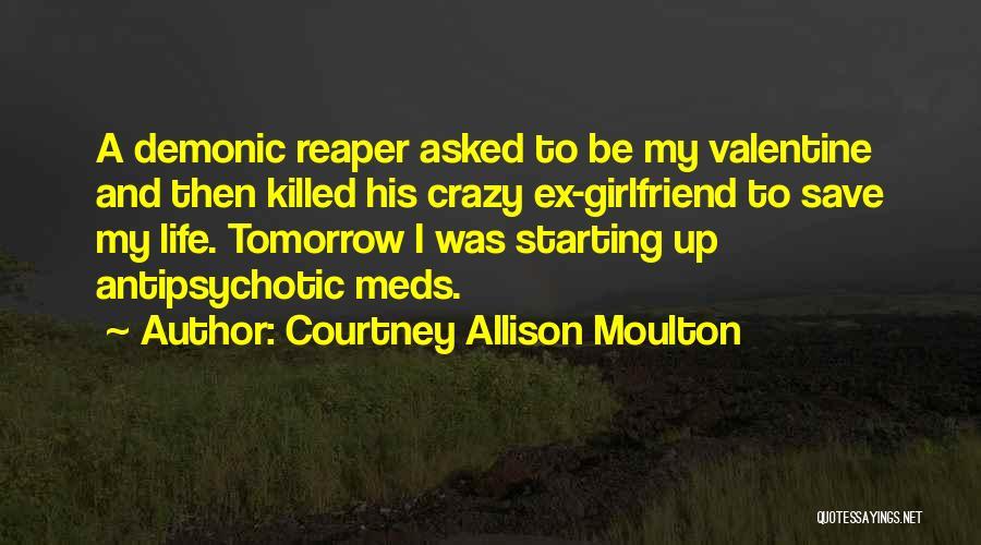 Funny Ex Girlfriend Quotes. QuotesGram