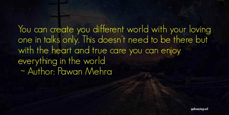 Create Your Dreams Quotes By Pawan Mehra