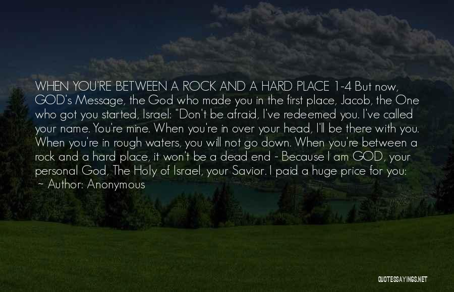 Creation Of Israel Quotes By Anonymous