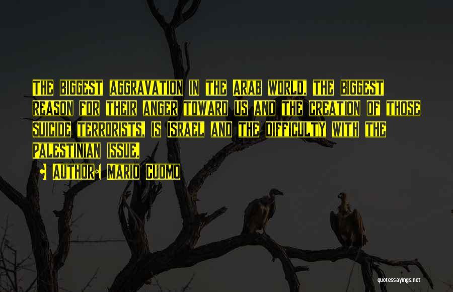 Creation Of Israel Quotes By Mario Cuomo
